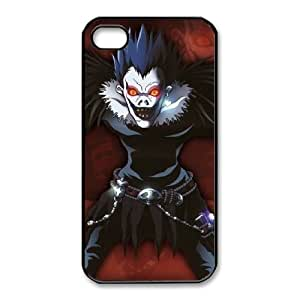 iphone4 4s phone case Black Death Note SSG9118476