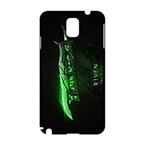 riven 3D Phone Case for Samsung NOTE 3
