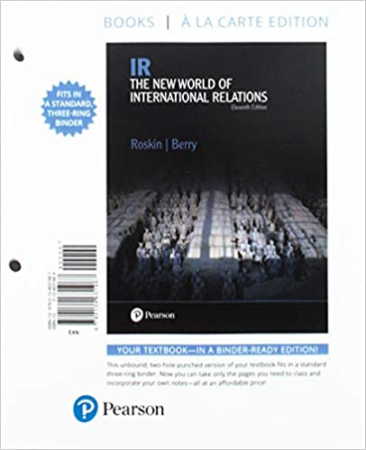 Amazon com: IR: The New World of International Relations -- Books a
