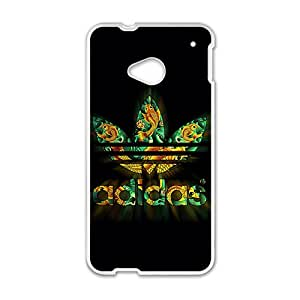 JIAJIA Unique adidas design fashion cell phone case for HTC One M7