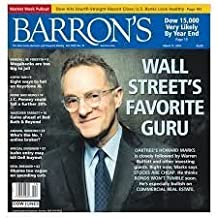 Barron's 2 Years Digital Subscription (Personal Account)