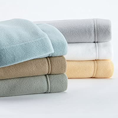 Home Fashion Designs Maya Collection Super Soft Extra Plush Polar Fleece Sheet Set. Cozy, Warm, Durable, Smooth, Breathable Winter Sheets in Solid Colors Brand.