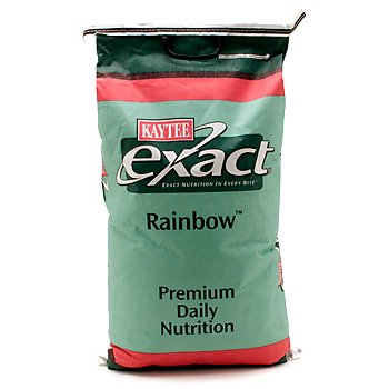 Kaytee Exact Rainbow Maintenance Formula Cockatiels, My Pet Supplies