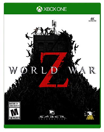 World War Z - Xbox One (World Best Fighting Games)