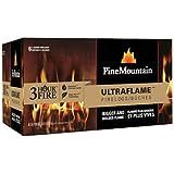 Pine Mountain Ultraflame Firelog 4152501351, 3-Hour Burn, Pack of 6