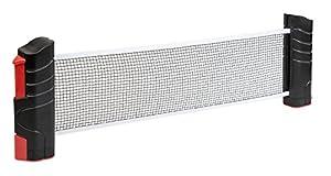Idena 40461 - Tischtennisnetz, ausziehbar bis 176 cm, bis 5.2 cm...
