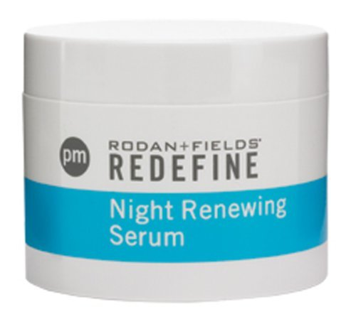 Rodan and Fields Redefine Night Renewing Serum 60 Caps by Unknown