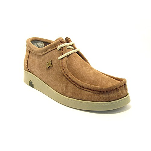 700 - Wallabees tabaco