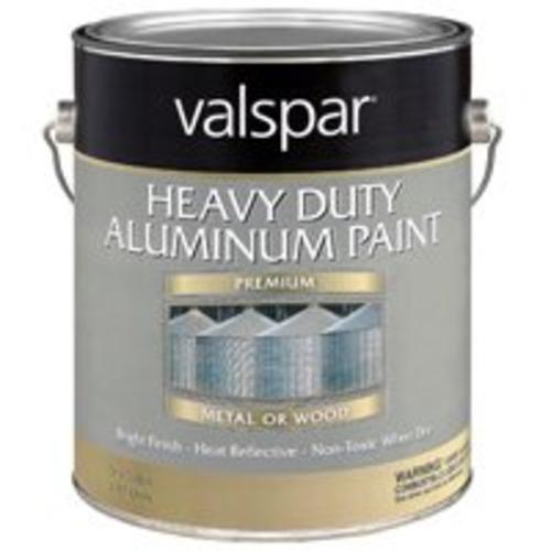 Heavy-Duty Aluminum Paint