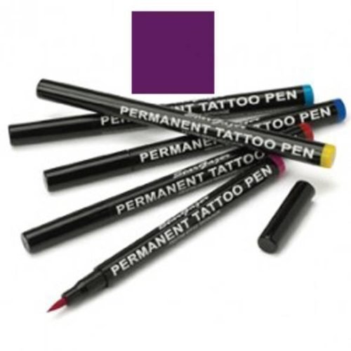 Stargazer Semi Permanent Tattoo Pen 07 Plum