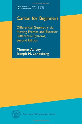 American Products Manifold (Cartan for Beginners: Differential Geometry Via Moving Frames and Exterior Differential Systems (Graduate Studies in Mathematics))