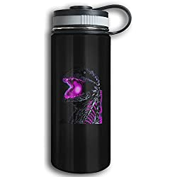 Shin Gojira Portrait Colored Outdoor Stainless Steel Insulated Exercise Kettle
