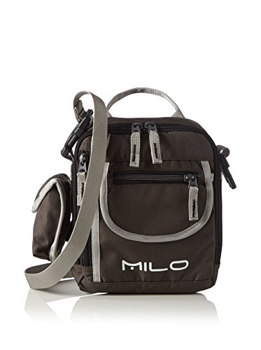 Milo Taro Shoulder Bag - Dark Grey/Black, One Size