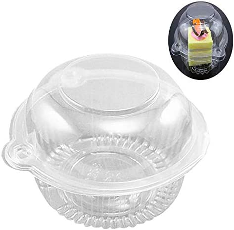 Hewnda Plastic Individual Cupcake Holders product image