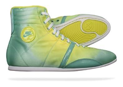 Nike Hijack Femme  Chaussures  de Sport / / Sport Baskets / Sneakers Vert 06441c