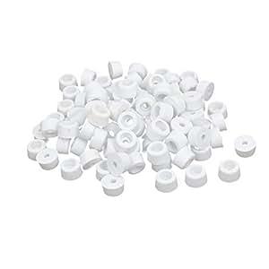 Amazon.com : eDealMax 18mmx10mm cónico de goma antideslizante ...