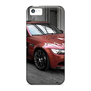 Cute Tpu Harries Red Bmw M3 Case Cover For Iphone 5c by Maris's Diary