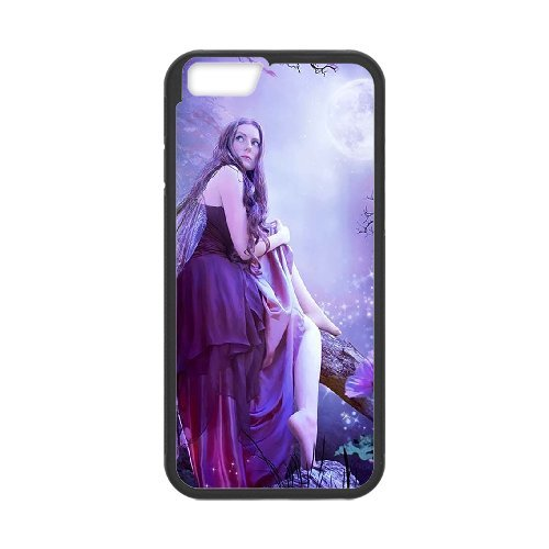 """LP-LG Phone Case Of Night Fairy For iPhone 6 (4.7"""") [Pattern-3]"""