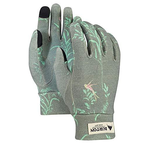 Burton Unisex Merino Wool Liner Glove, Falcon Birds, Large/X-Large