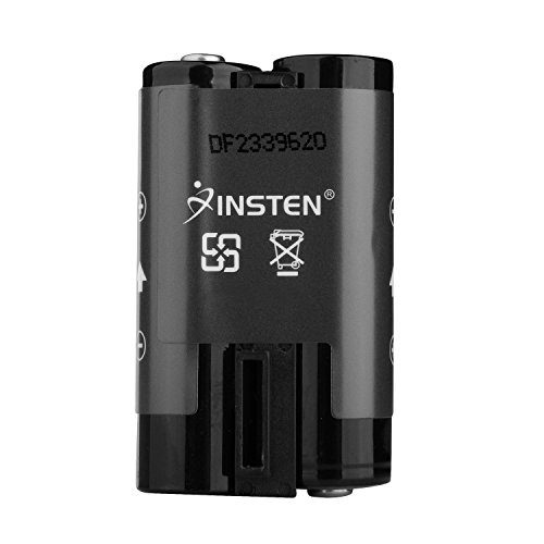 Insten Compatible with Kodak KAA2HR Rechargeable Ni-MH 2 AA Battery Pack for Easyshare Series C315 C875 CD33 CW330 CX7430 CX7530 DX6440 DX3900 Z650 Digital Z ZD Camera Z1275 Z650 Z700 Z740 Z885 ZD710 (Series Digital Z Camera Battery)