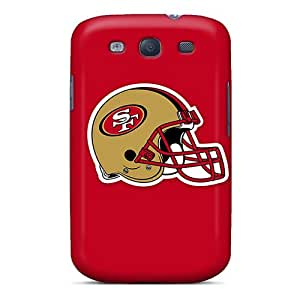 For Galaxy Case, High Quality San Francisco 49ers Helmet For Galaxy S3 Cover Cases