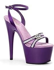 Pleaser Womens Adore-738 Sandal