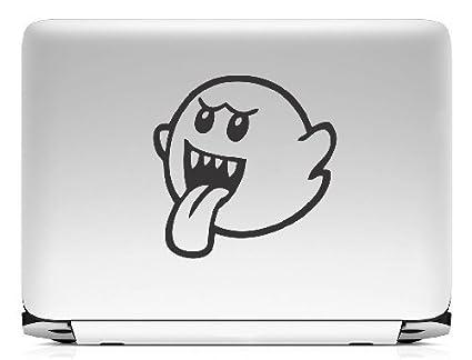 Amazon Com Boo Ghost Mario Vinyl Decal Everything Else
