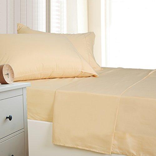 blc bed sheet set hypoallergenic microfiber 3 piece. Black Bedroom Furniture Sets. Home Design Ideas