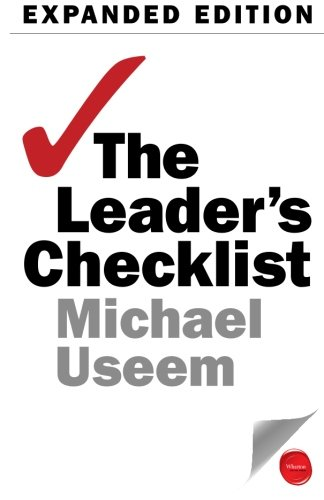 The Leader's Checklist, Expanded Edition