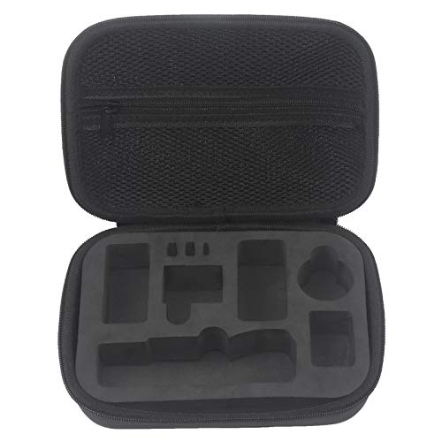 Portable Storage Bag Box Compatible with DJI Osmo Pocket Charging Case and Expansion Kit RC GearPro Waterproof Carry Case for DJI OSMO Pocket