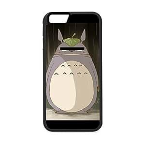 Japaness Anime My Neighbor Totoro Plastic and TPU Custom Case for iPhone 6