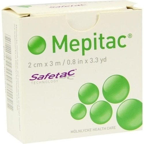 Mepitac 2 x 300 cm Roll Non-Sterile by Mlnlycke Health Care GmbH