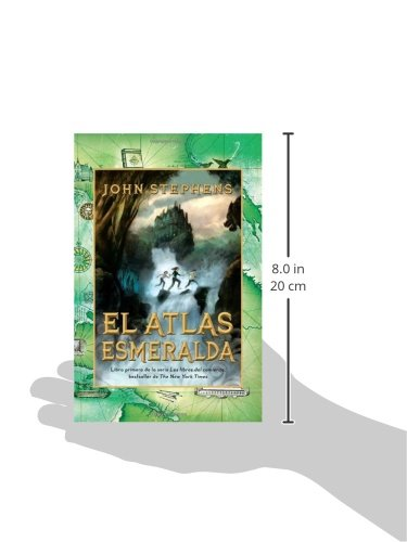 Amazon.com: El atlas esmeralda: Los libros del comienzo (1) (Spanish Edition) (9780307949158): John Stephens: Books