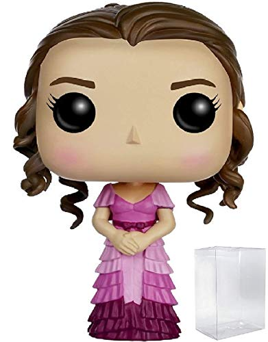 Funko Pop! Movies: Harry Potter - Hermione Granger Yule Ball #11 Vinyl Figure (Bundled with Pop Box Protector Case)