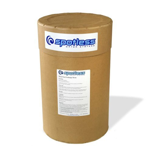 CR Spotless RD-1 Cubic Foot Refill Resin, 1 Pack