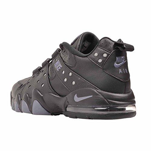 Nike Mens Air Max Cb 94 Scarpa Bassa Nero Nero