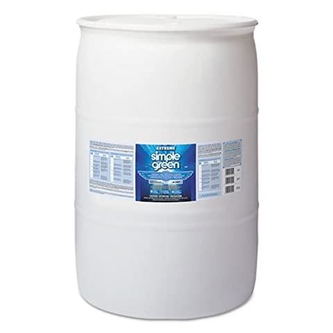 simple green Extreme Aircraft & Precision Equipment Cleaner, 55 Gal Drum, Neutral Scent - Includes one 55-gallon - Simple Green Hand Cleaner