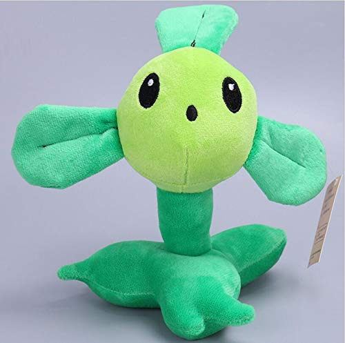 ForteGlo Stuffed & Plush Plants - Styles Plants vs Zombies Plush Toys Peashooter Soft Stuffed Plush Toys Doll Baby Toy for Kids Gifts Party Decorations Toys 1 -