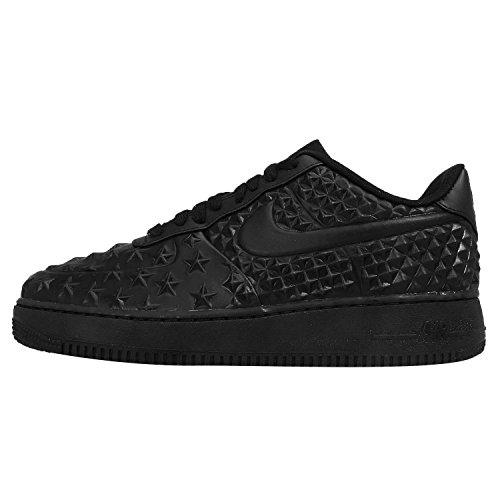 Nike - Zapatillas de Piel para hombre negro