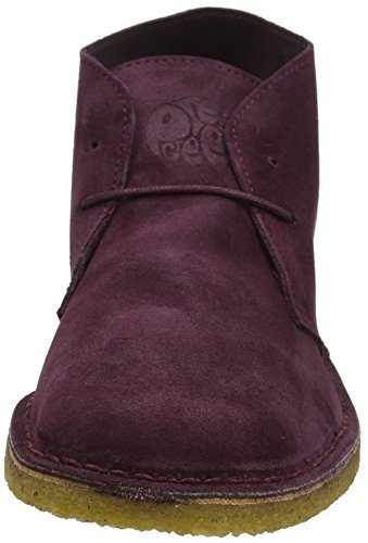 Pretty Boot bordeaux Suede Homme Rouge Mens Green Desert Boots qnwq8gvTrx