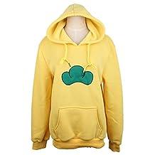 Osomatsu-san Hoodie Matsuno Ichimatsu Hoody Sweatshirt Cosplay Costume for Women Men