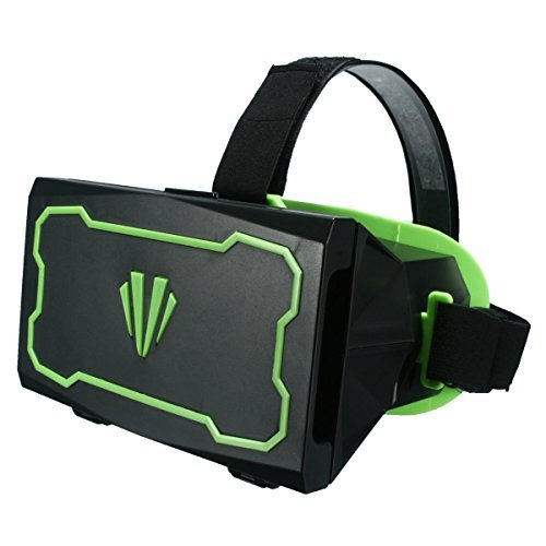 VR Magic Mirror Virtual Reality 3D Video Glasses For iPhone 6 Plus Samsung 3.5 To 6.0 Inch - Mirror Virtual