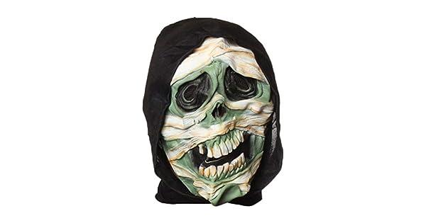 Amazon.com: Máscara de látex, para Halloween, para disfraz ...