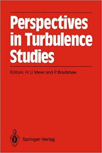 Perspectives in Turbulence Studies: Dedicated to the 75th Birthday of Dr. J. C. Rotta International Symposium DFVLR Research Center, Göttingen, May ... Research Center, Gottingen, May 11-12, 1987