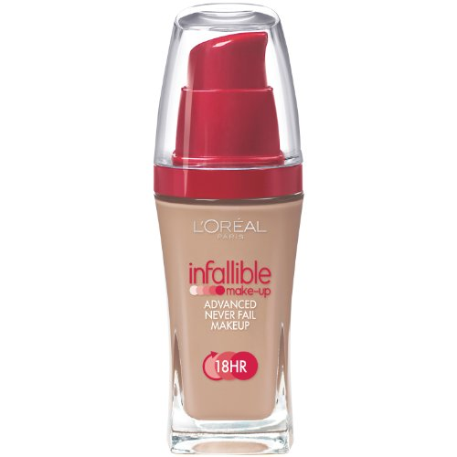 LOreal Paris Infallible Advanced Natural