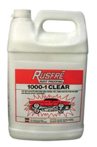 Rusfre RUSTPROOFING/Clear/1 GAL (RUS-1000-6C)