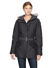 Columbia Women's Carson Pass ii Jacket, Black, Large