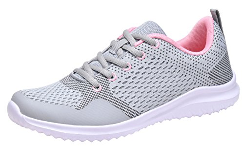 COODO CD8005 Women's Athletic Shoes Casual Breathable Sneakers ()