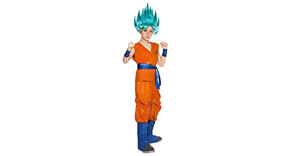 Amazon.com: Espíritu de Halloween Costume Kids Goku – Dragon ...