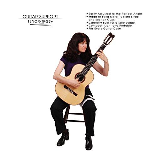 Tenor Tpgs Professional Ergonomic Guitar Rest Guitar